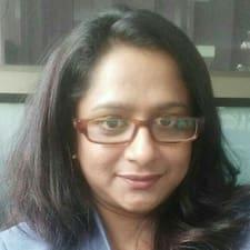 Meera - Uživatelský profil