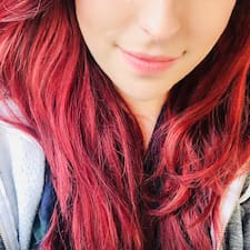 Celina felhasználói profilja
