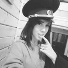 Profil utilisateur de Алена