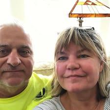 Kathleen & Lou User Profile