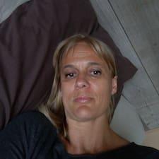 Henkilön Sabine käyttäjäprofiili