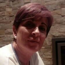 Henkilön Ana Isabel käyttäjäprofiili