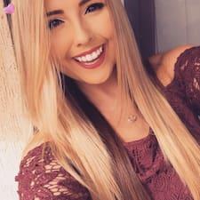 Aubrey felhasználói profilja