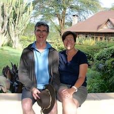 Geoff And Linda bir süper ev sahibi.