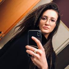 Sofia - Uživatelský profil