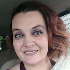 Meghan Starr felhasználói profilja