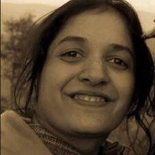 Radhika的用戶個人資料