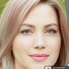 Kostiantyn felhasználói profilja