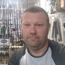 Användarprofil för Андрей