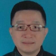 Huang felhasználói profilja