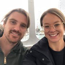 Kurt + Lauren Brukerprofil