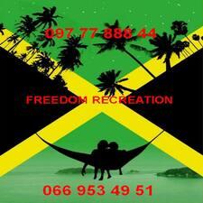 Jamaica - Uživatelský profil