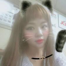 Perfil do utilizador de 시아