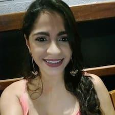 Thaiza felhasználói profilja