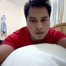 Profil utilisateur de Crisóstomo