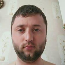 โพรไฟล์ผู้ใช้ Антон