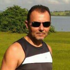Sebastião felhasználói profilja