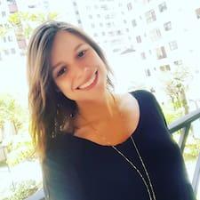 Andressa - Uživatelský profil