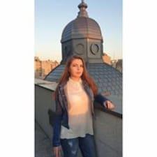 Henkilön Tatiana Andreea käyttäjäprofiili