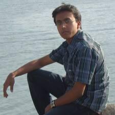 Henkilön Rishabh käyttäjäprofiili
