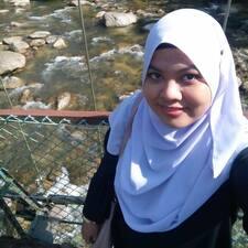 Nutzerprofil von Syahiirah