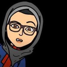 Sharifah felhasználói profilja