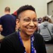 Robyn felhasználói profilja