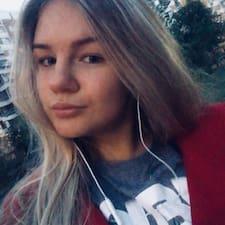 Profil utilisateur de Ангелина