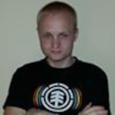 Mateusz felhasználói profilja