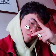 Perfil do usuário de 若愚