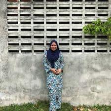Användarprofil för Nur Aziemah