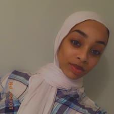 Profil utilisateur de Safiyyah