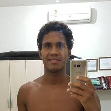Perfil do utilizador de Matheus