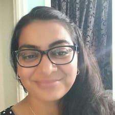 Farhana felhasználói profilja