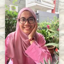 Perfil de usuario de Nur Farhana Izani
