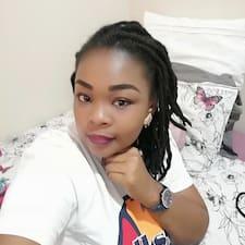 Lindiwe felhasználói profilja