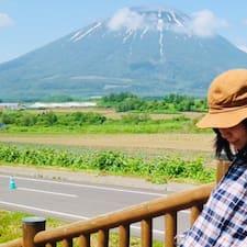 Yumi felhasználói profilja