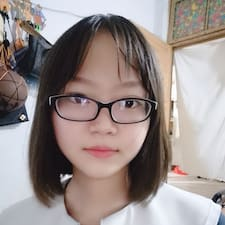 女士 felhasználói profilja