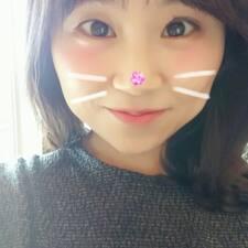 Profil utilisateur de Jeongju