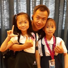 Chong Hai - Uživatelský profil