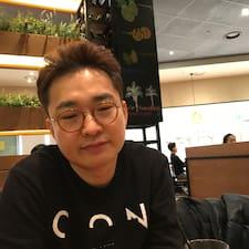 Chang Seok felhasználói profilja