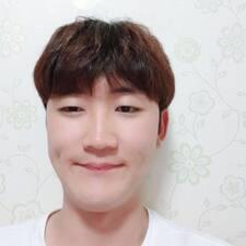 Henkilön Geun Gon käyttäjäprofiili