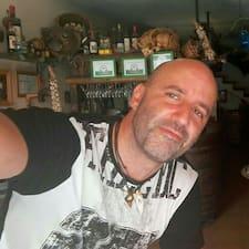 Henkilön Joseba käyttäjäprofiili