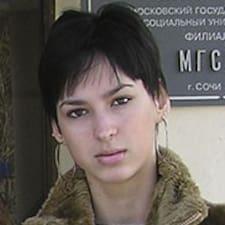 Profil Pengguna Карина