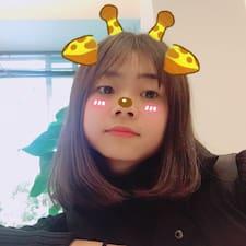 晴 - Uživatelský profil
