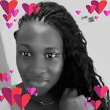 Thelma felhasználói profilja