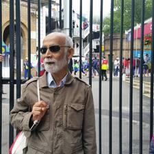 Syed Nizamuddin User Profile
