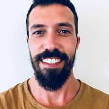 Perfil do utilizador de Alberto