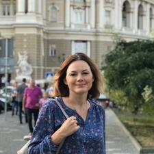 Tetiana Brugerprofil