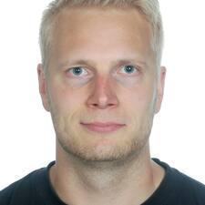 Perfil do utilizador de Jussi